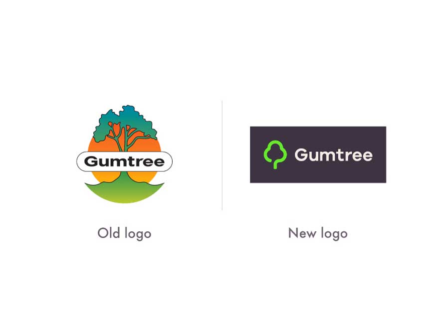 gumtree rebrand