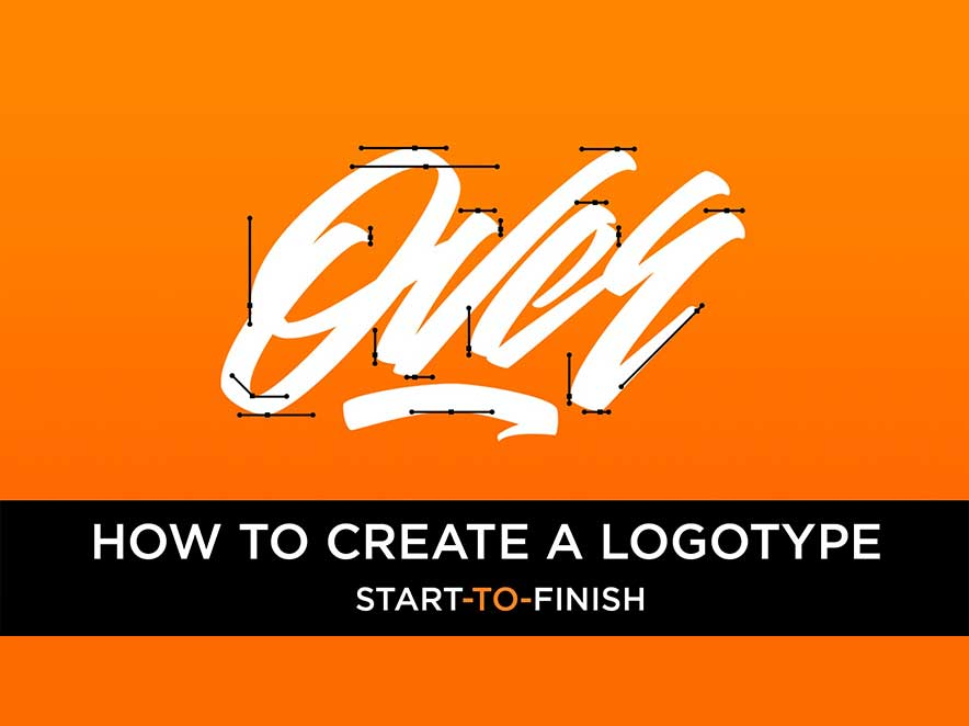 How to Create a Logo from start to finish