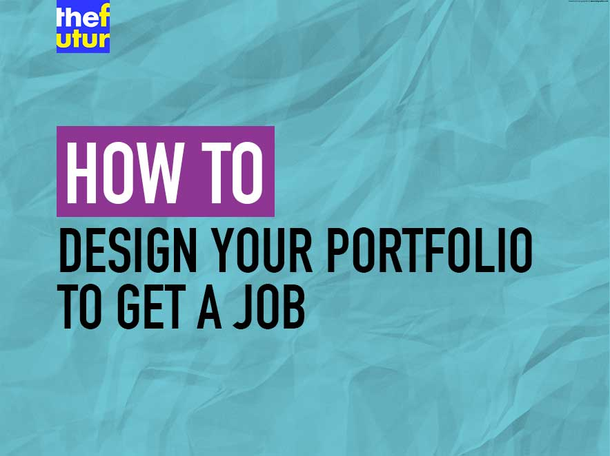 how to design a portfolio