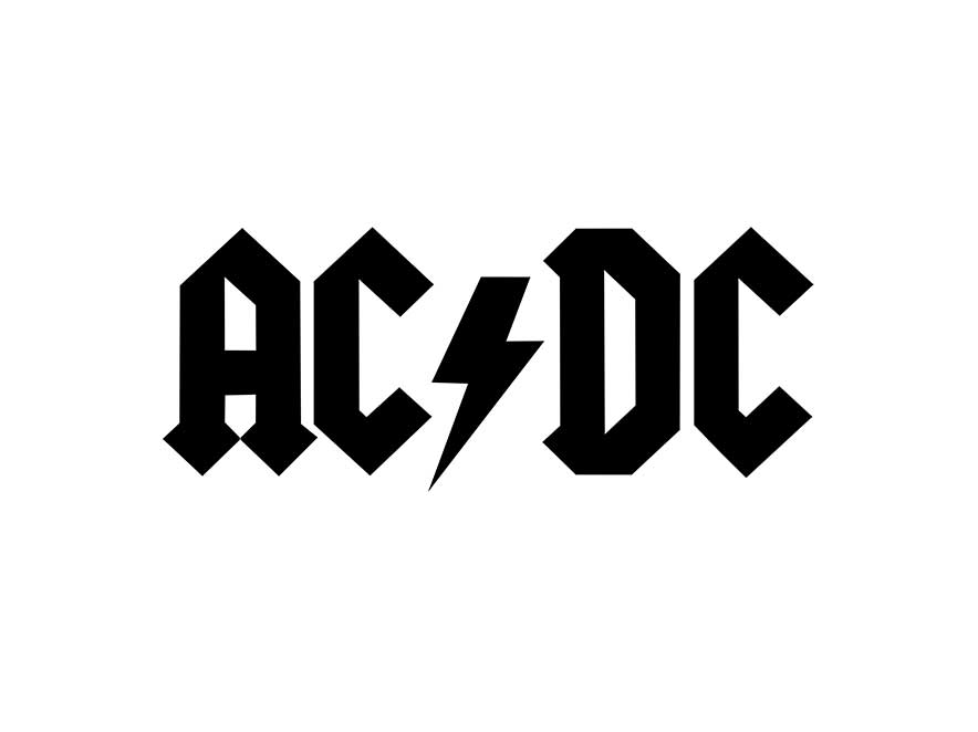 famous band logos - a short history of