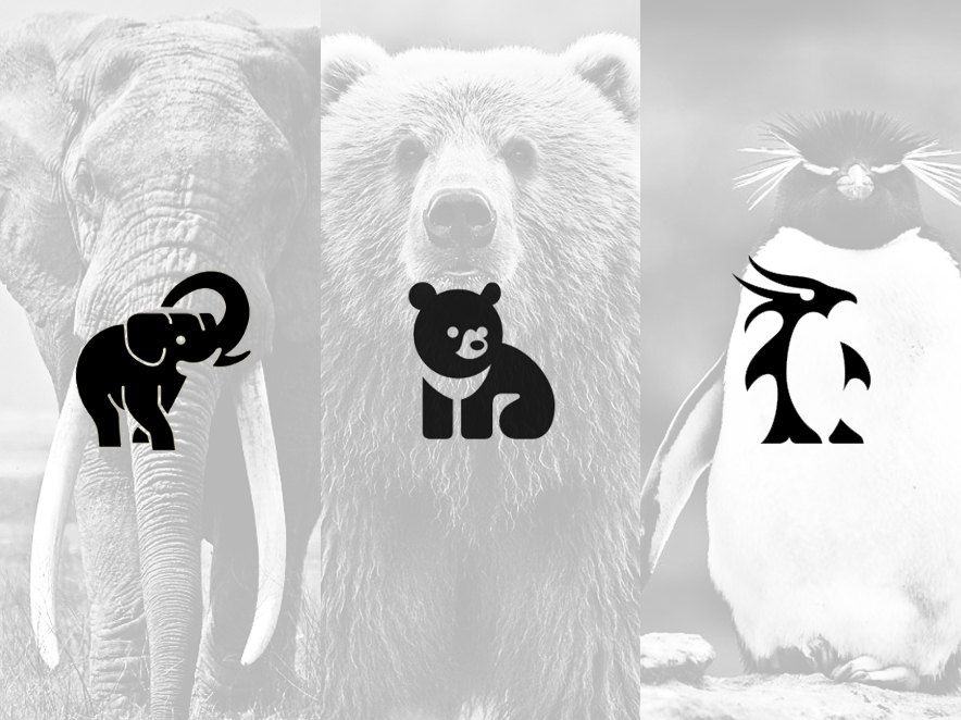 Endangered Animals Logo