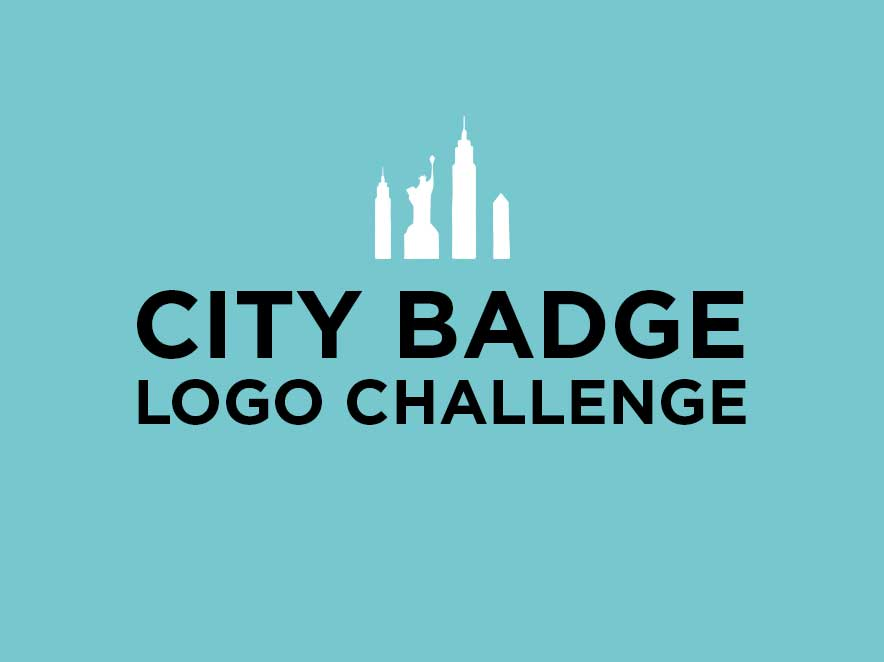 city badge logo challenge