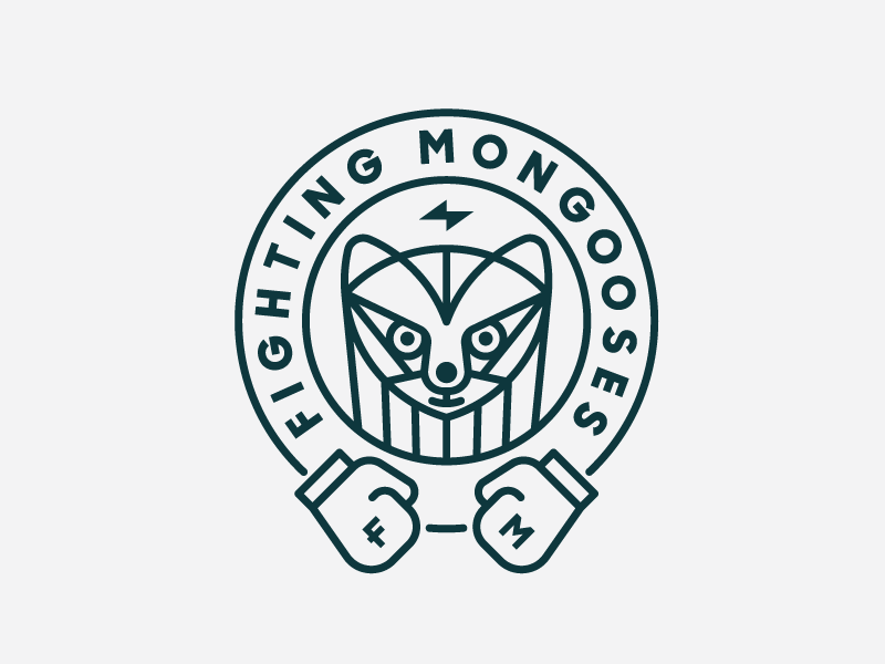 Fighting Mongooses Logo