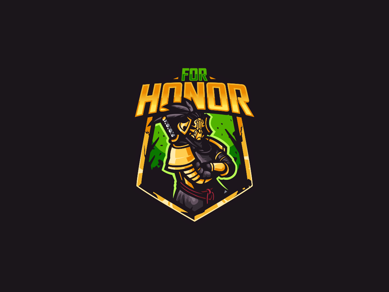 For Honor Badge by Rizki Taufiq - Honor - logoinspirations.co