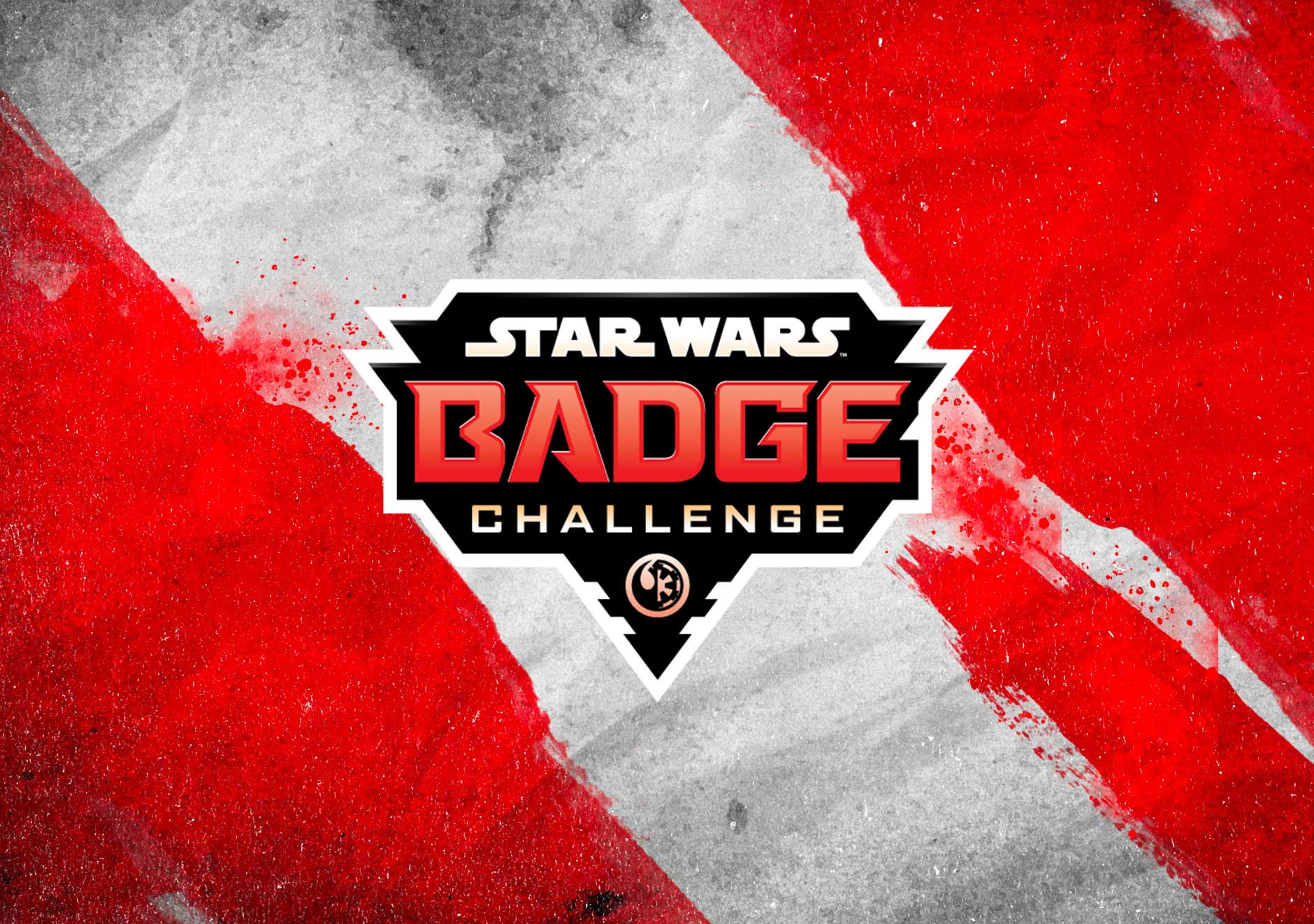 star wars badge challenge