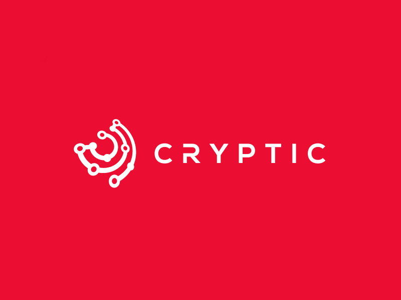 cryptic logo
