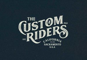 custom riders logo