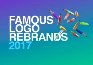 famous rebrands of 2017