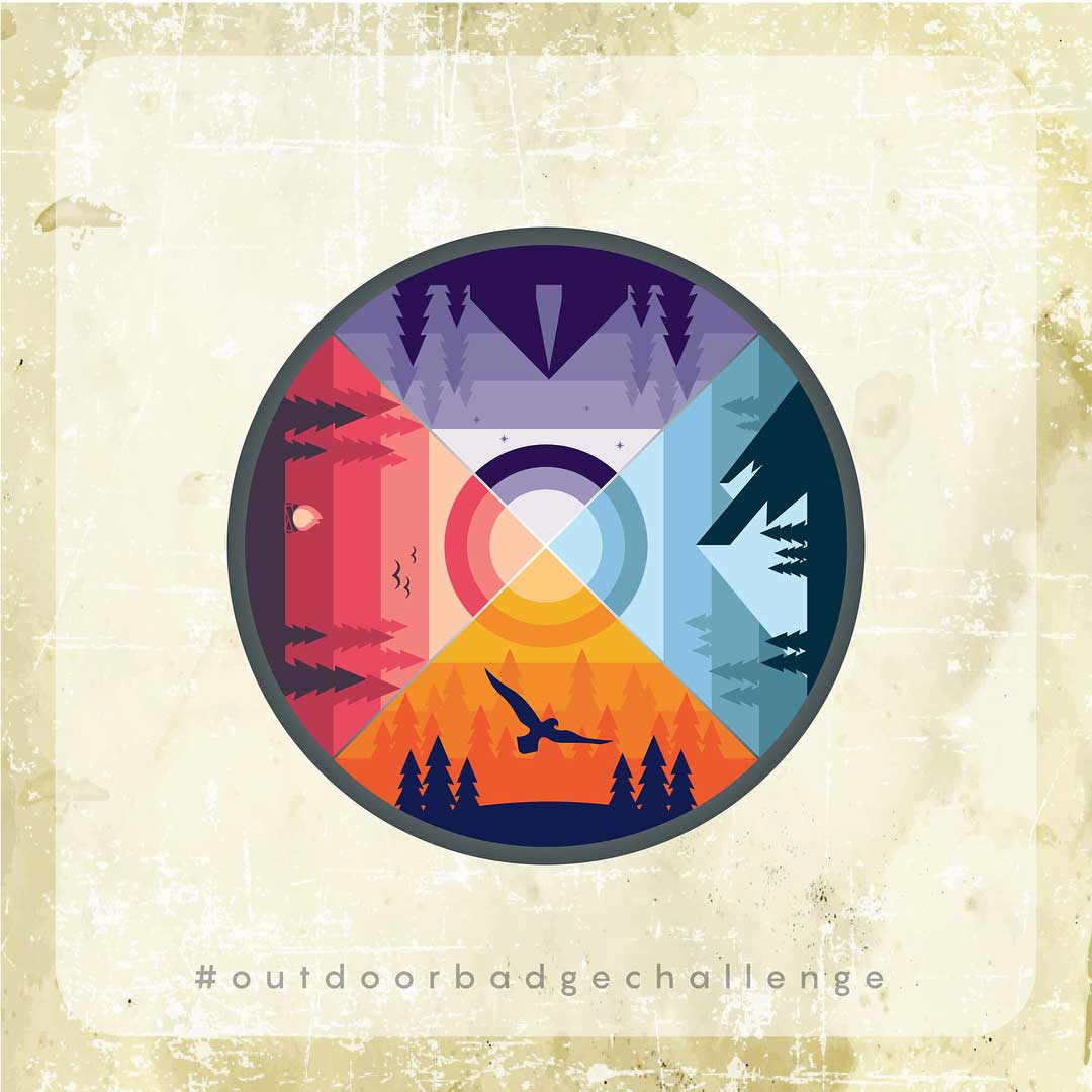 outdoor badge challenge