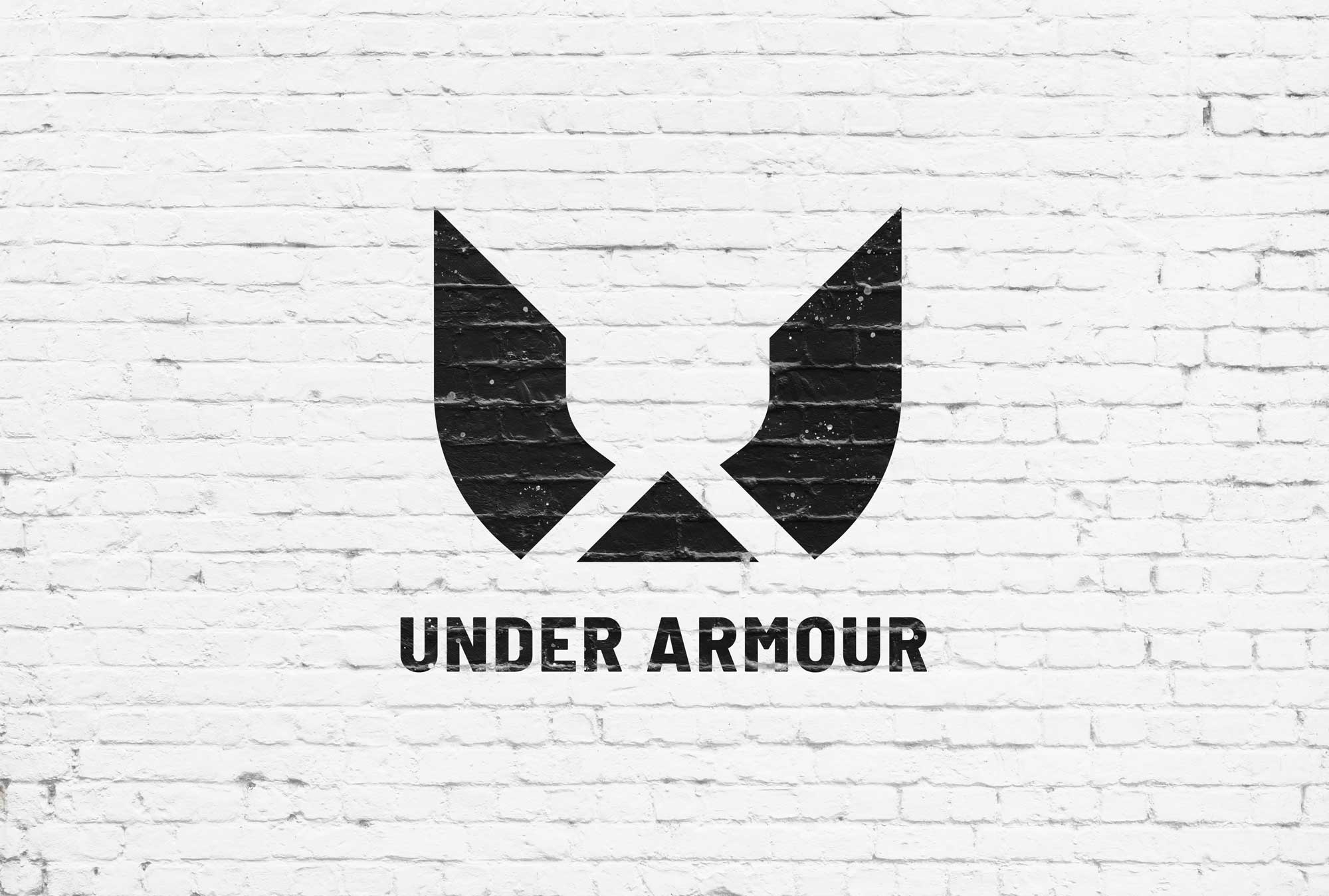 Under Armour Rebrand by Sean MacLean - logoinspirations.co