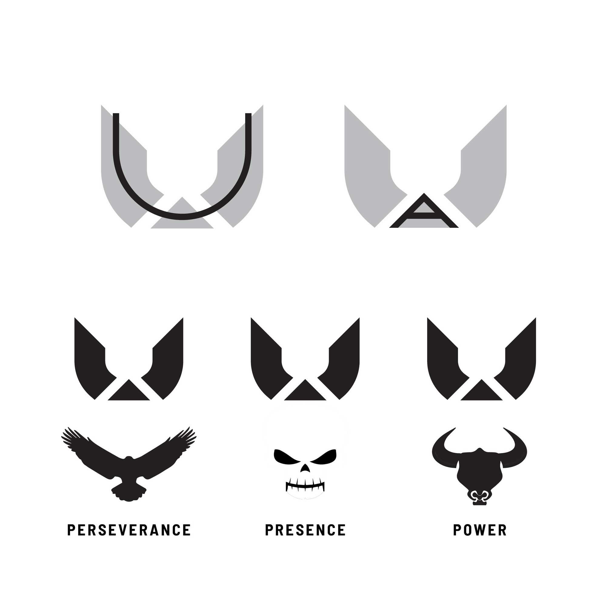 Under Armour Rebrand By Sean Maclean Logoinspirations Co