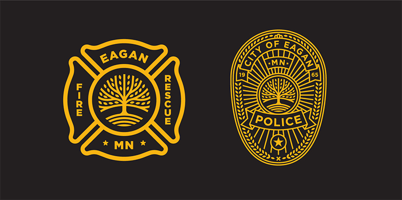 city of eagan branding