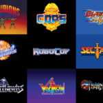 31 Retro Logos of 80s Cartoons