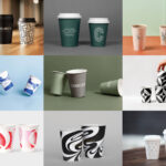 33 Attractive Coffee Cup Designs