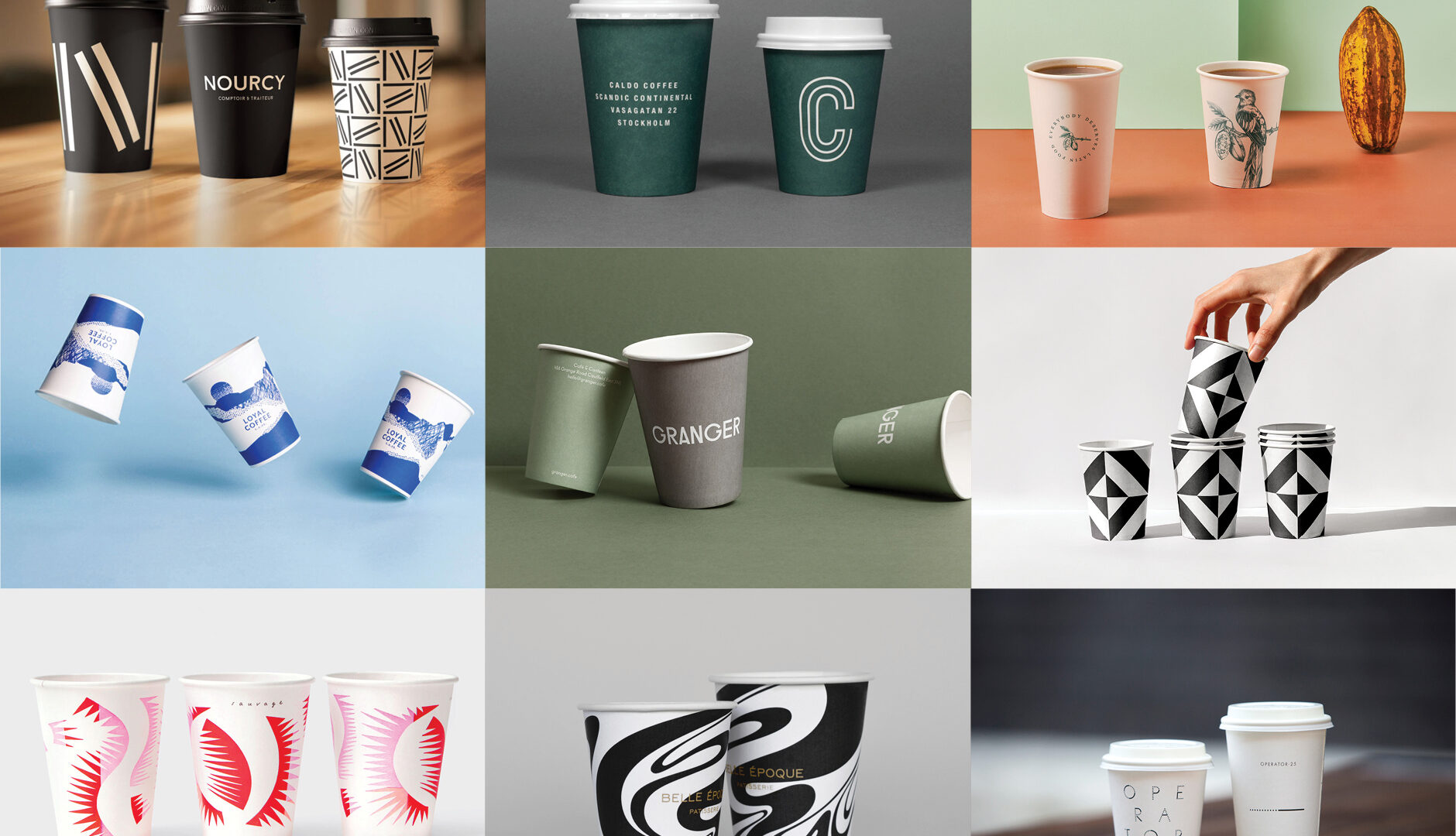 coffee cup designs